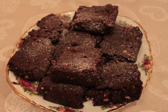 brownies al cioccolato di Fabio Campoli