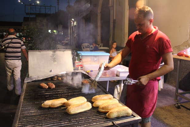 Street food con carne equina a Catania