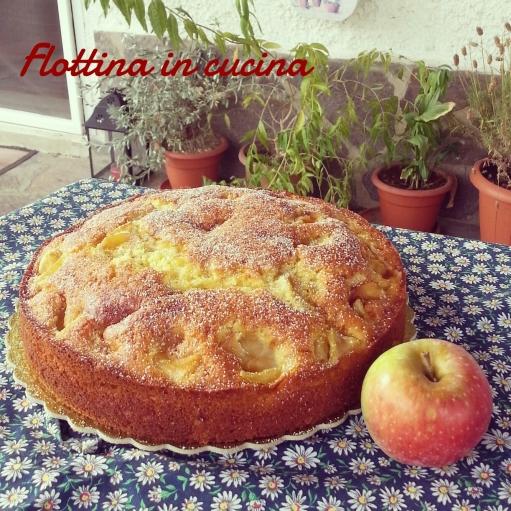 La mia torta di mele sabine del 2015