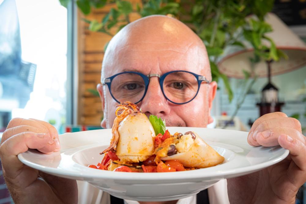 Chef Daniele Priori